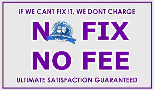 No Fix | No Fee | Achieve IT | Hamilton IT Support