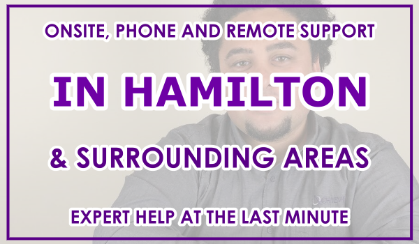 Hamilton IT Support | Computer Repairs | IT Solutions | Hamilton | Achieve IT